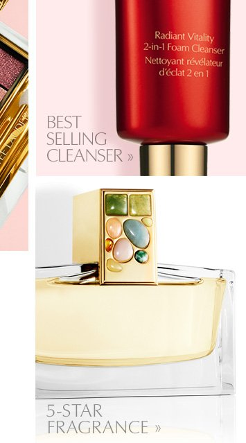 Best-Selling Cleanser  5-Star Fragrance