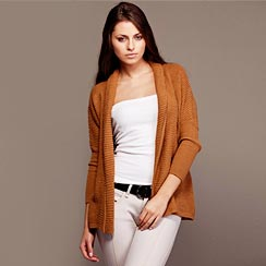 Fall Knitwear. Made in Europe