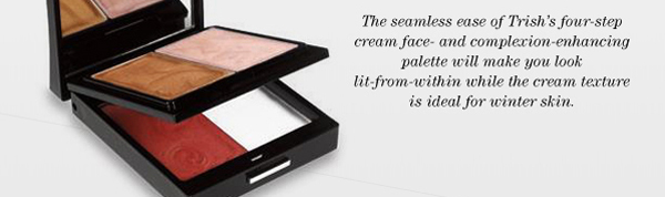 Light The Face with Trish McEvoy Illuminating Cream Palette