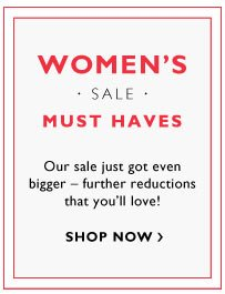End of sale must haves