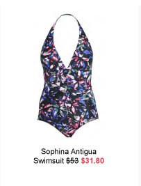 figleaves swimwear Illusion Shaping Halter Swimsuit was $53 now $31.80