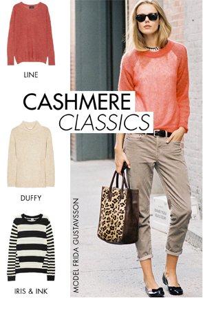 CASHMERE CLASSICS