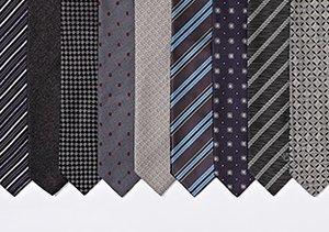 Shades of Grey: Ties