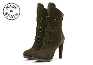 Made in Spain: Boots, Pumps & More