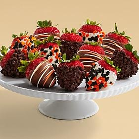 Full Dozen Halloween Strawberries
