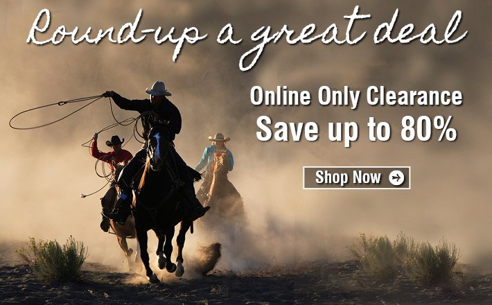 Round-Up A Great Deal - Save Up To 80% On Online Clearance