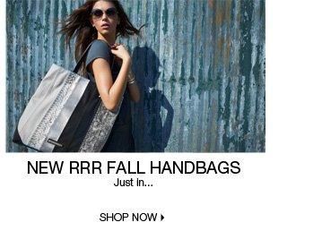 New RRR Handbags