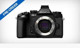 Olympus OM-D E-M1 Mirrorless Digital Camera