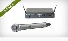Samson Concert 88 UHF Wireless Systems