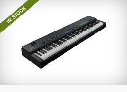 Yamaha CP40 and CP4 Electronic Stage Pianos