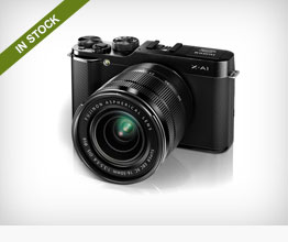 Fujifilm X-A1 Mirrorless Digital Camera