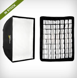 Impact Luxbanx and Luxbanx Duo Softboxes