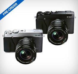 Fujifilm X-E2 Mirrorless Digital Camera