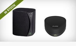 PURE Jongo S3 Speaker and A2 Adapter