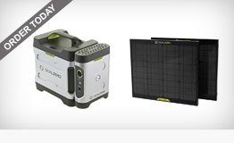Solar Charging Panels and Accessories from Goal Zero