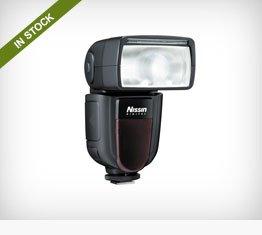 Nissin Di700 Flash for Nikon and Canon Cameras