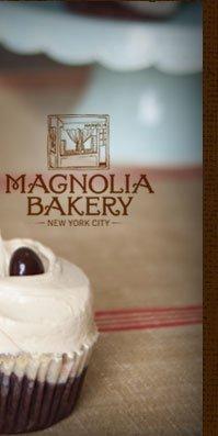 MAGNOLIA BAKERY -- NEW YORK CITY