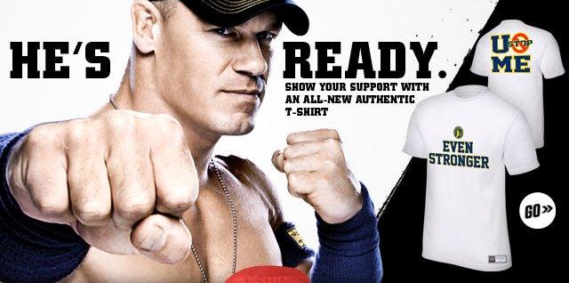 John Cena's Back!