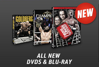 All New DVD's & BLU-RAY
