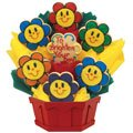 Gluten Free Smiling Face Daisies