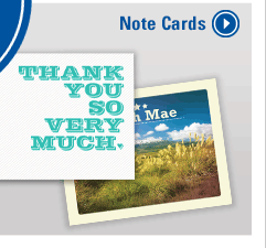 Note Cards - Order Now