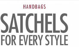 Satchels For Every Style