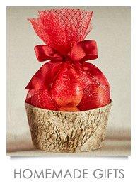 Homemade  Gift Ideas »