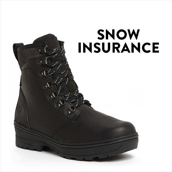SNOW INSURANCE