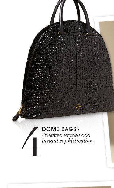 4. DOME BAGS