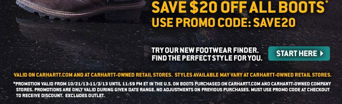 Click Here To Try Our New Footwear Finder
