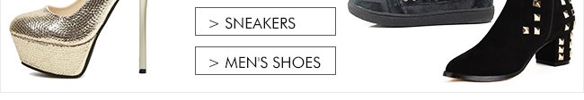 Sneakers and Men's Shoes