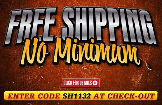 Sportsman's Guide's Weekend Free Standard Shipping on Your Merchandise Order - No Minimum Order! Please enter Coupon Code SH1132 at Checkout. Offer ends Tonight, Monday, 10/21/2013.