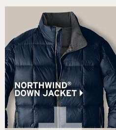 Shop Men's Northwind Down Jacket