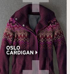 Shop Women's Oslo Cardigan