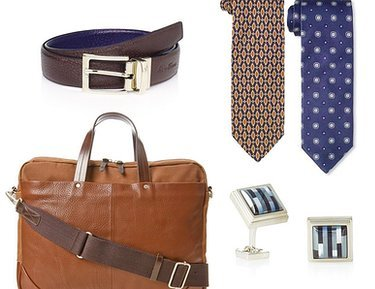For the Office: Bags, Belts & More