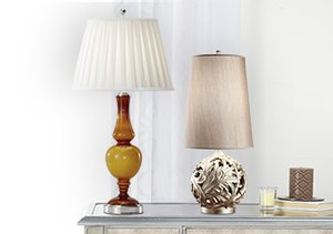 Lamp Revamp: Feiss & Greenwich