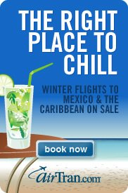 International Sale 'The Right Place to Chill'!