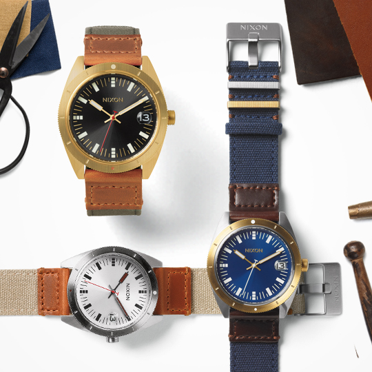 Nixon | The Rover Patchwork Collection