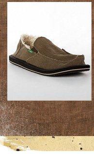Sanuk Vegabond Chill Surfer Shoe