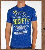 Society Static T-Shirt