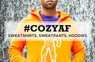 #CozyAF