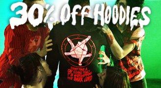 30% Off Hoodies