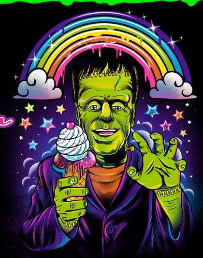 New Design - Lisa Frankenstein