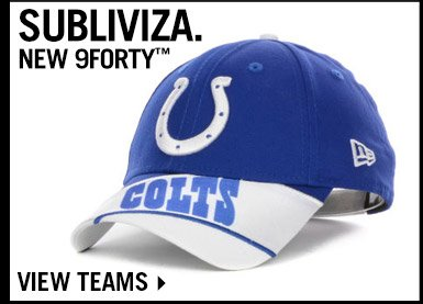 Shop The New NFL Subliviza 9FORTY Collection