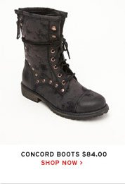 Concord Boots $84.00 - Shop now
