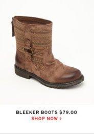 Bleeker Boots $79.00 - Shop now