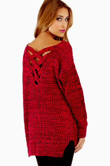 CROSSING PATHS SWEATER 37