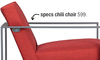 specs chili chair 599.