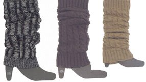 MeMoi Leg Warmers, Tights and more