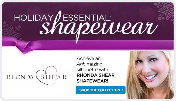 Holiday Essential: Shapewear - Shop Now!